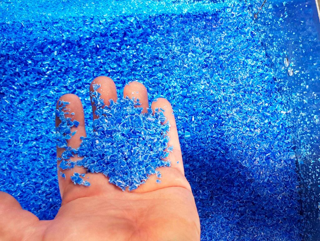 Microplastics.The Plastic Situation