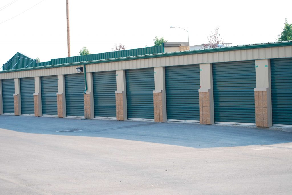 Self-Storage. Out of Control Global Consumption. Storage wars